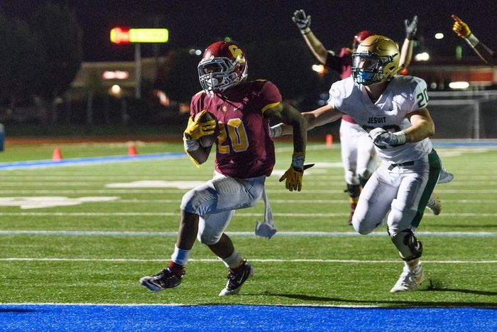 Elijah Elliott 5-9 170 CB ATH Central Catholic