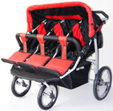 Best Triple Jogging Stroller Reviews and Ratings 2014