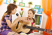 How Can Music Benefit Your Little One?