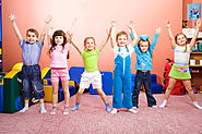 Developing Locomotor Movements Through Fun and Active Learning