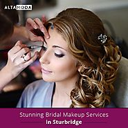 Bridal Makeup Services in Sturbridge MA