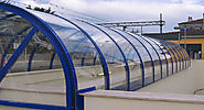 Erection of Polycarbonate Sheets | Roofing Sheets Manufacturers