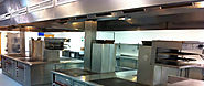 Restaurant Kitchen Hood Cleaning In USA