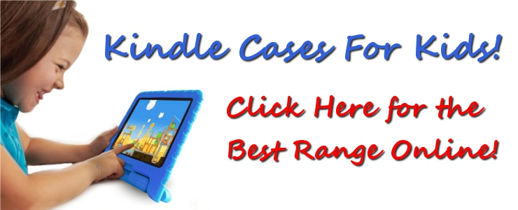 Headline for Kindle Cases for Kids