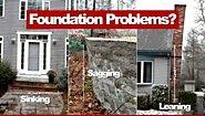 Signs of Foundation Problems and Types of Foundation Services