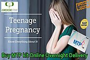 Lose The Unwanted Pregnancy Out Your Uterus By Use Of Mtp Kit