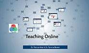 Copy of Creating Teaching and Social Presence