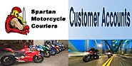 Same Day Motorcycle Courier Service