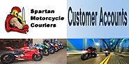 UK Motorcycle Courier Service