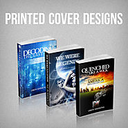 Interior Book Cover Designs | Page Layout Services for Self-Publishing