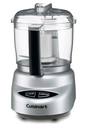 Cuisinart DLC-2ABC Mini-Prep Plus Food Processor, Brushed Chrome