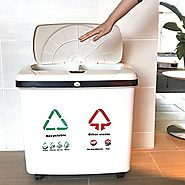 Top 10 Best Kitchen Recycling Bins Reviews 2017-2018 on Flipboard