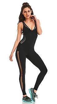 Brazilian One Piece Jumpsuits - Top Rio Shop