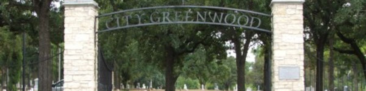 Headline for Old City Greenwood Cemetery