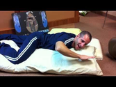 Best positions for sleeping without chiropractic - by Parkland Chiropractor, Dr. Joseph Bogart