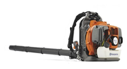 Husqvarna 350BT 50.2cc 2-Cycle X-Torq Gas Powered 180 MPH Midsize Back Pack Blower (CARB Compliant)