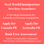 Next World Immigration - Canada Visa, Australia Visa Consultants in Delhi