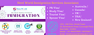 USA Visa Consultants in Delhi - USA Visa, Spouse Visa, Tourist Visa Services