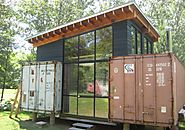 Article | Shipping Container Homes