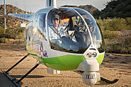 The Famous Phoenix Penguin Air Copter