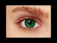Emerald Green Contacts
