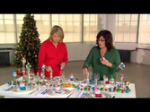 Martha Stewart Living Christmas Table Setting