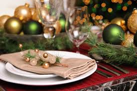 Headline for Table Settings For The Holidays