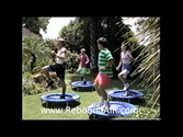 ► ReboundAIR - PART 1 Rebounding for Kids: The Best Rebounder Mini Trampolines