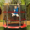 Best Mini Trampoline For Kids via @Flashissue