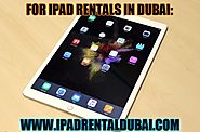 iPad Rental from Techno Edge Systems, LLC