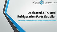Dedicated & Trusted Refrigeration Parts Suppliers - Acme Refrigeration