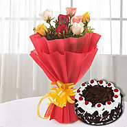 Online Flowers ,Cake , Sweets, Fruits, Chocolates Delivery In India