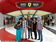 Important Reasons to Visit the Ferrari World Amusement Park!!
