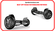 Top 10 Best Off-Road Hoverboards 2017 - Buyer's Guide (October. 2017)