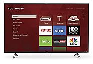 TCL 43S305 43-Inch 1080p Roku Smart LED TV (2017 Model)