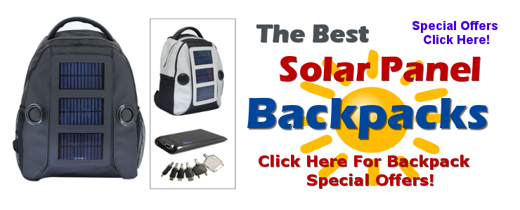Headline for Best Solar Backpack