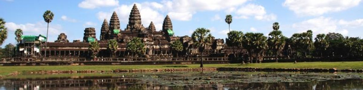 Headline for 5 Best Tourist Attractions in Cambodia - Gorgeous Locations that will Leave you Mesmerised