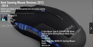 best gaming mouse 2014