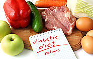 Importance of Healthy Diet in Diabetes