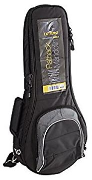 TGI 4838 Bag for Flatback Mandolin