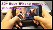 38 Best iPhone games you should play