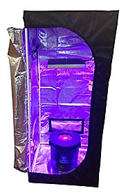 Hydroponic Grow Room - Complete Grow System with Grow Tent - DWC Hydroponic Kit