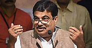 Nitin Gadkari lays foundation stone for 5 highways projects around Allahabad  | Road Transportation