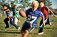 5 Essential quality develop in Your Child by playing Flag Football