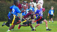 Things Your Child Will Learn Through Playing Flag Football While Spending Less