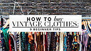 How To Buy Vintage Clothing: A Complete Guide for Beginners