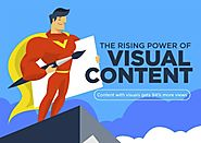 The Rising Power of Visual Content [Infographic]