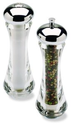 Olde Thompson Tahoe Chrome Peppermill and Salt Shaker