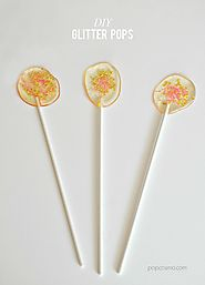 Glitter Lollipops, Part 1