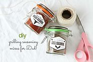 DIY Grilling Seasoning Mixes